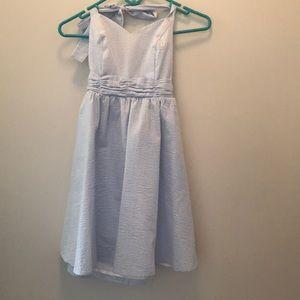 Seersucker Lauren James NWT dress